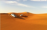 Premium Desert Safari(Evening)