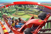 Ferrari World Abu Dhabhi